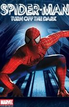 NYC - Broadway- Spiderman