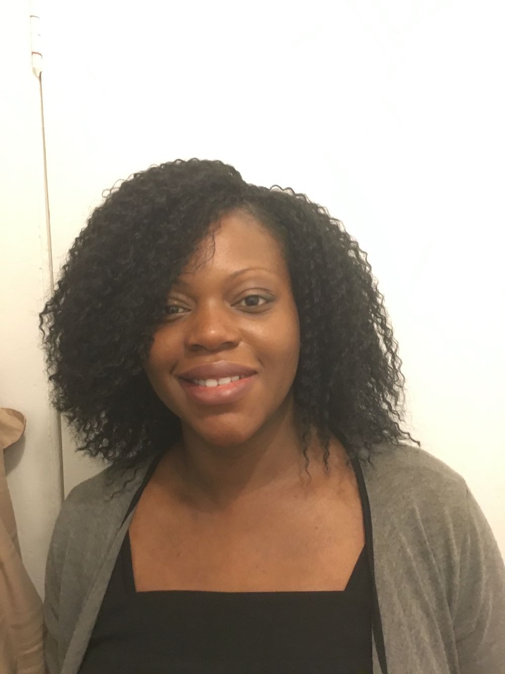 Crochet braids protective hairstyle hair done did pinterest