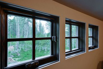 Kerfed Jambs Design Ideas Pictures Remodel And Decor Windows No Casing Mountain Modern Modern House House Design