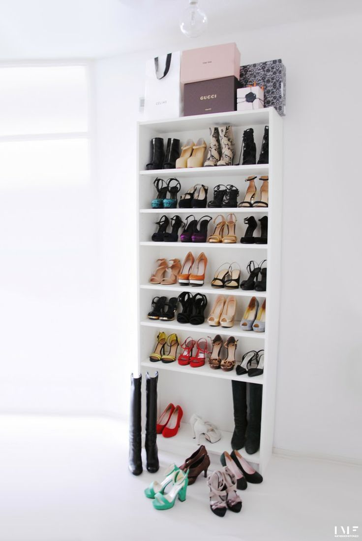 Billy Bookcase Shoes   Google Search