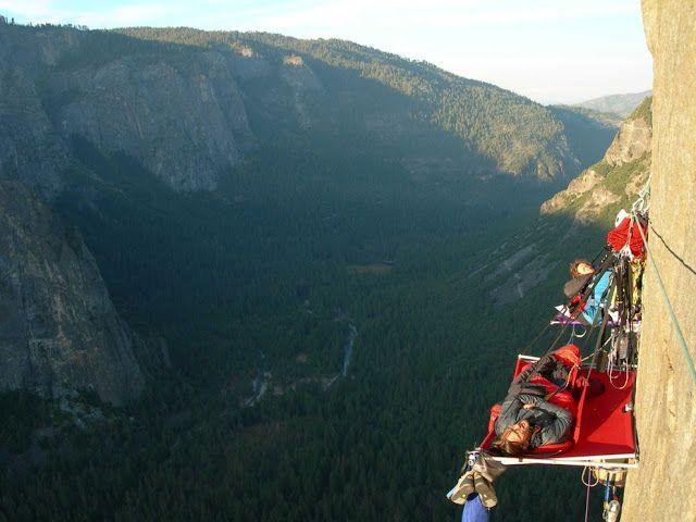 Escalada en Yosemite