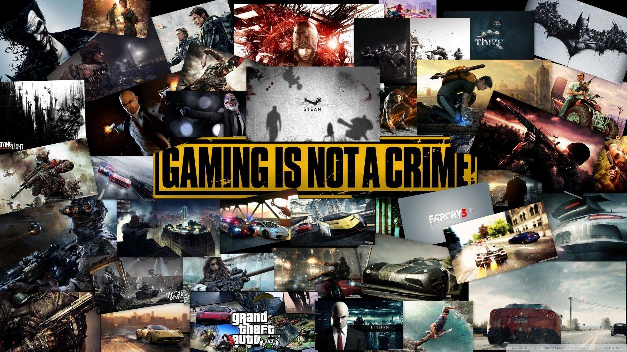 2048x1152 Gaming Wallpaper 90 Images In 2019 Gaming
