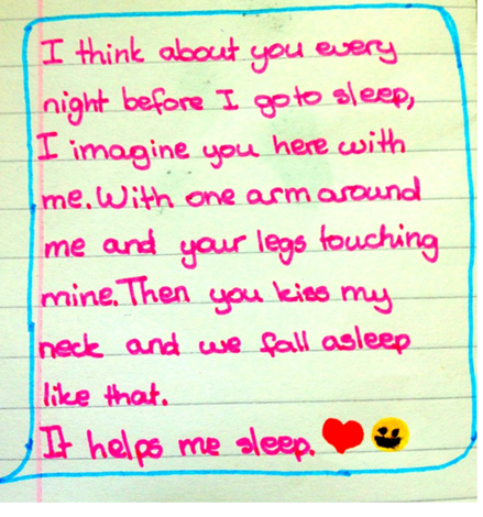 For her best goodnight text 35 Best