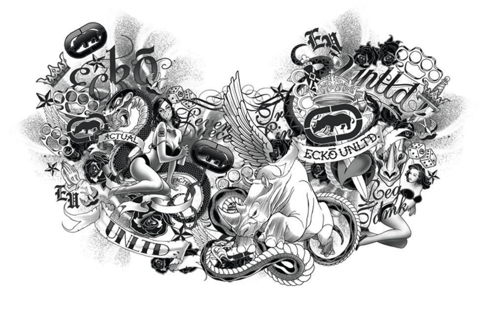 Pin Ecko Unltd Graffiti Group Picture Image By Tag