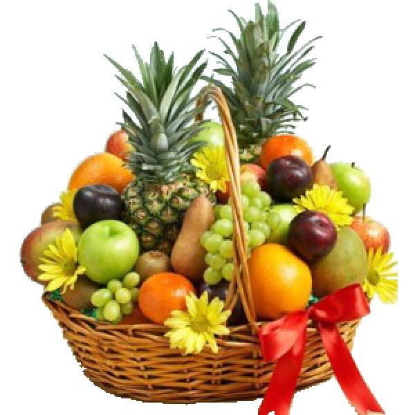 Fruit Basket All Fruits Fruit Basket Gift Fruit