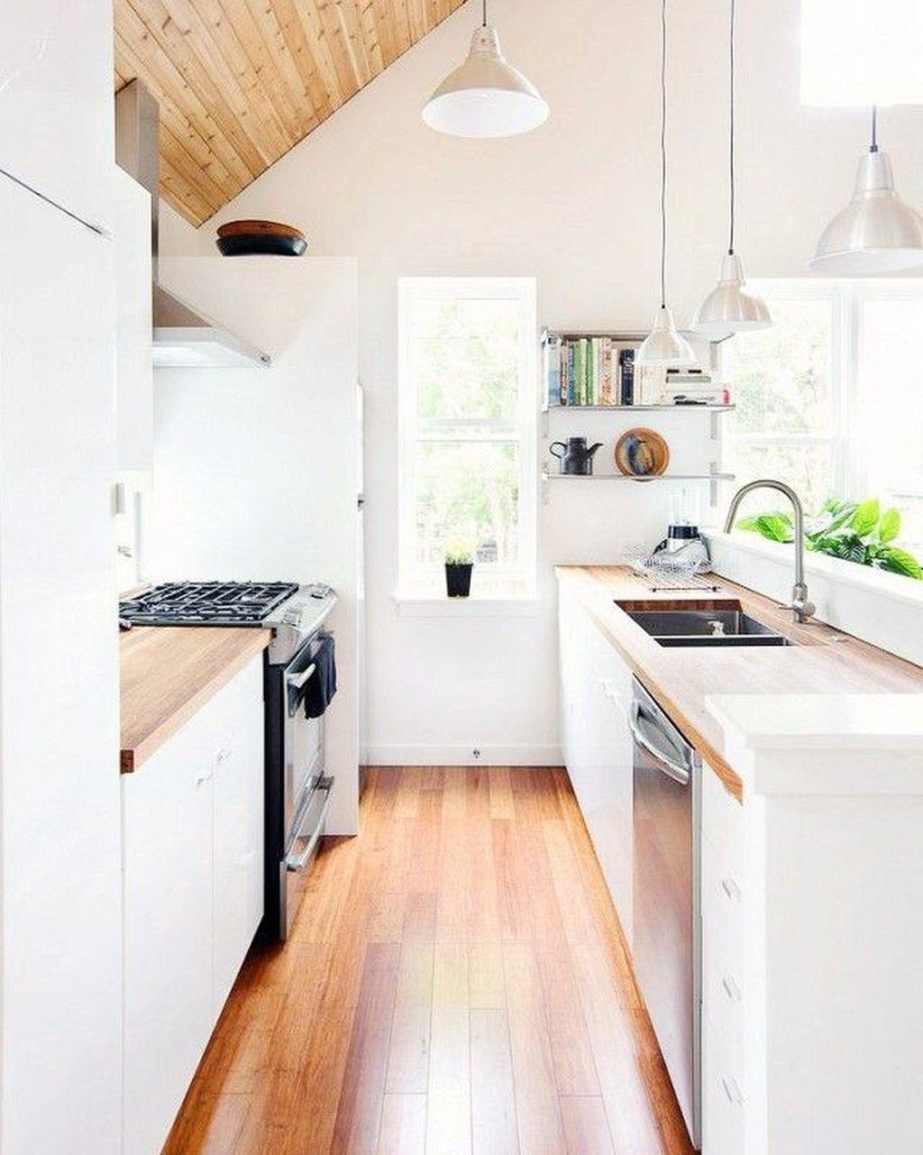 9 Cool Small Kitchen Design With Island   Design   Farmhouse ...
