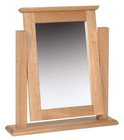 branches furniture bristol exeter light new oak dressing table mirror