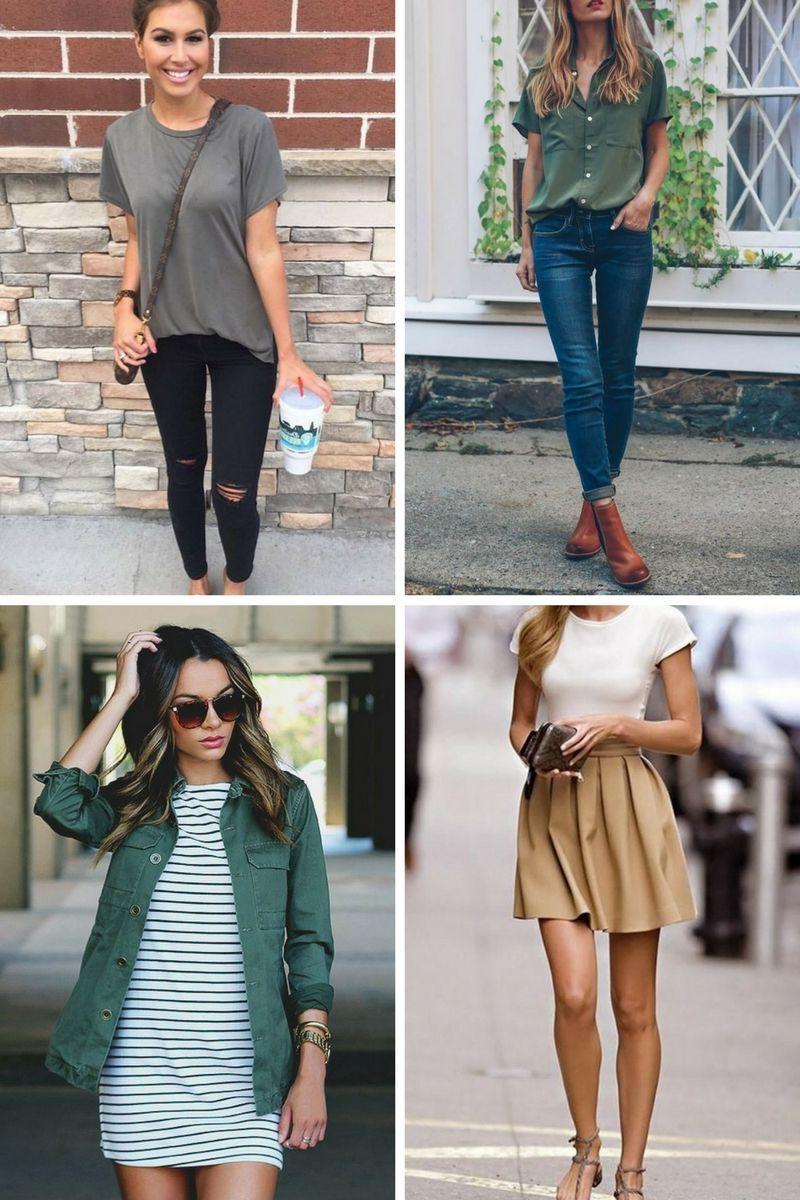 815168807e39 Casual Outfits 2018, Minimalist Fashion Women, Fashion 2018 Trends, Outfit  Ideas, Inspirational