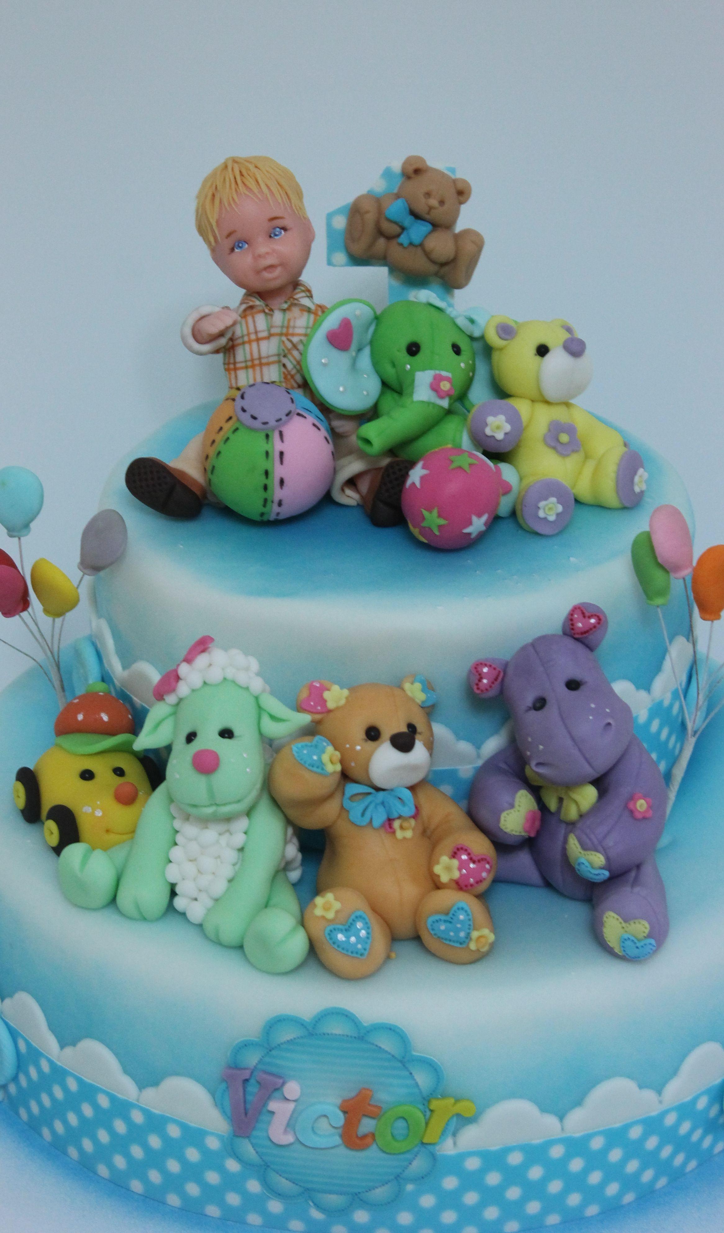 Baby Shower Cake Fur Mein Kind 3 Kinder