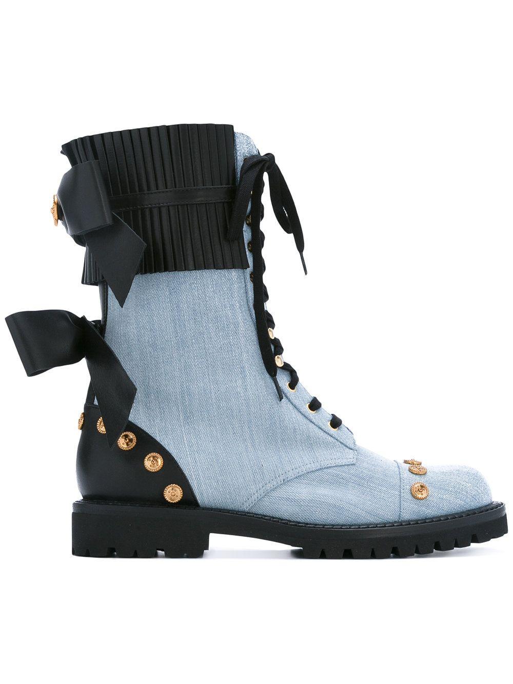 Chaussures - Bottes À La Cheville Fausto Puglisi v3DO9X