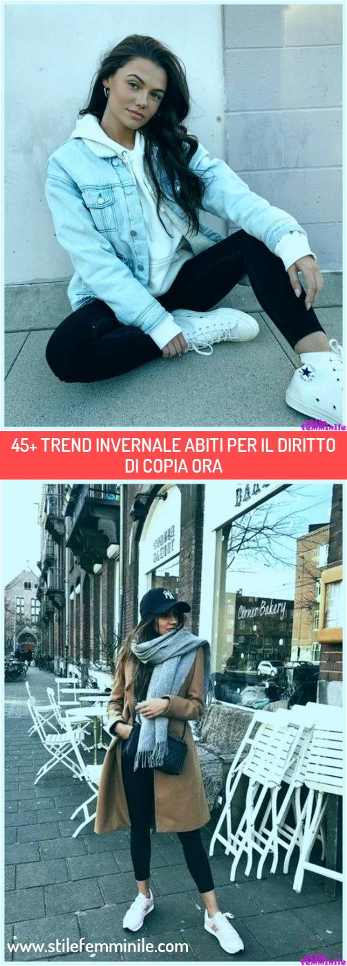 Photo of 45+ TREND INVERNALE ABITI PER IL DIRITTO DI COPIA ORA