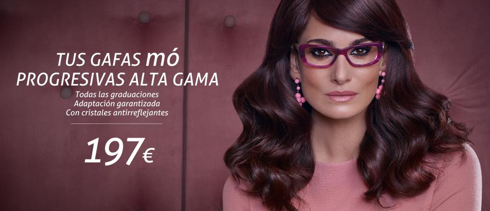 Gafas progresivas por 197€ | Monturas - Gafas graduadas | Pinterest ...