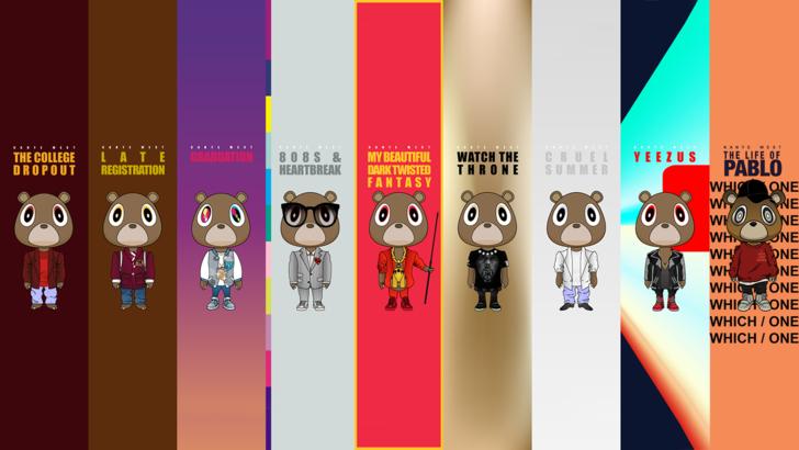 Kanye Wallpapers in 2020 Kanye west tattoo, Kanye tattoo