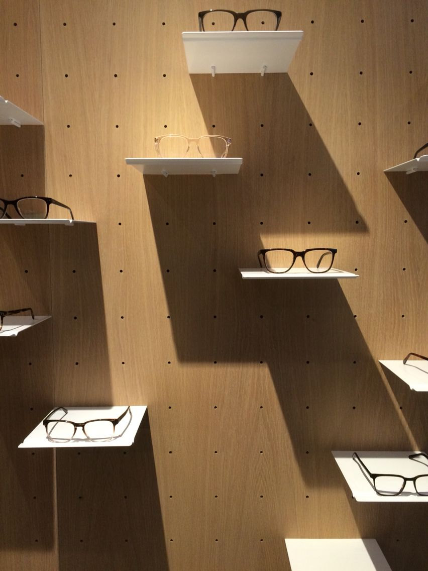 Ace & Tate flagship store by Occult Studio | City Lighting Products ...