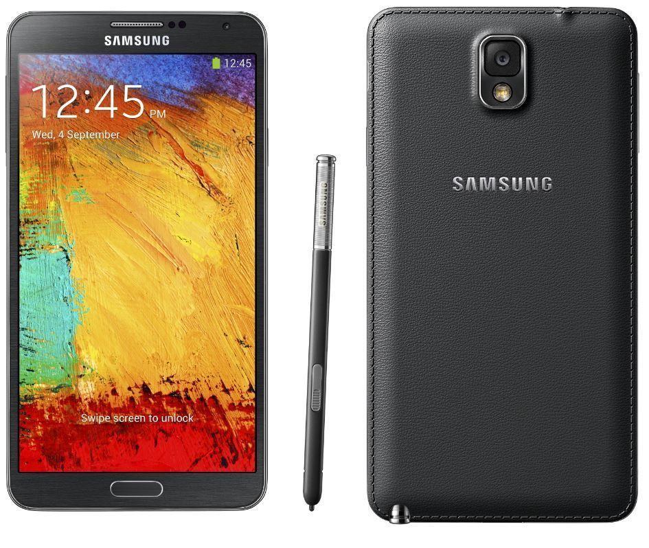 Samsung Galaxy Note III SM-N900P - 32GB - Black (Sprint) Smartphone