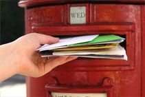 Fast processing of orders with First Class postage