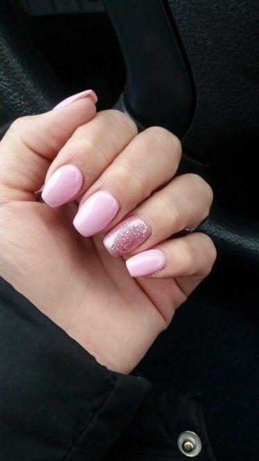 50 Coffin Acrylic Nail Designs For Short Nails Koees Blog Pink Glitter Nails Light Pink Nails Pink Acrylic Nails