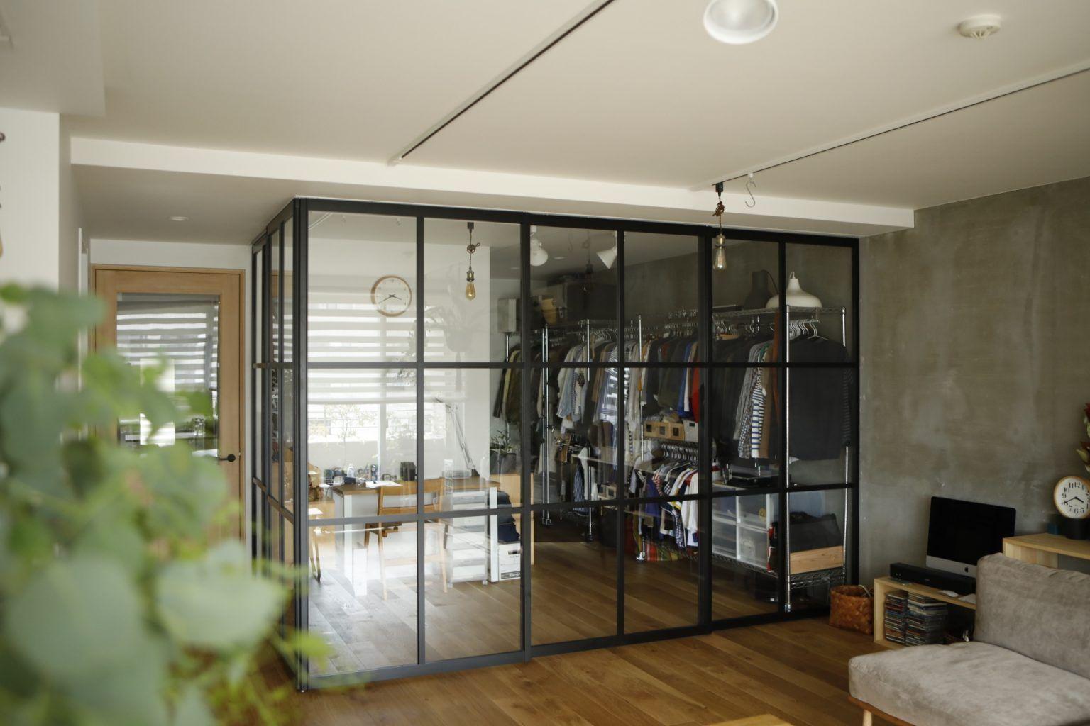 わが家の丸見え「ファミリークローゼット」   Emi blog   OURHOME   ちょうどいい。家族に寄り添う暮らしのよみもの