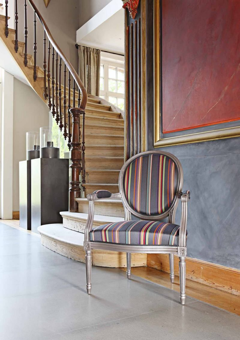Nice Staircase Chair By Roche Bobois Modern Patio Furniture Interior Architecture Home Decor