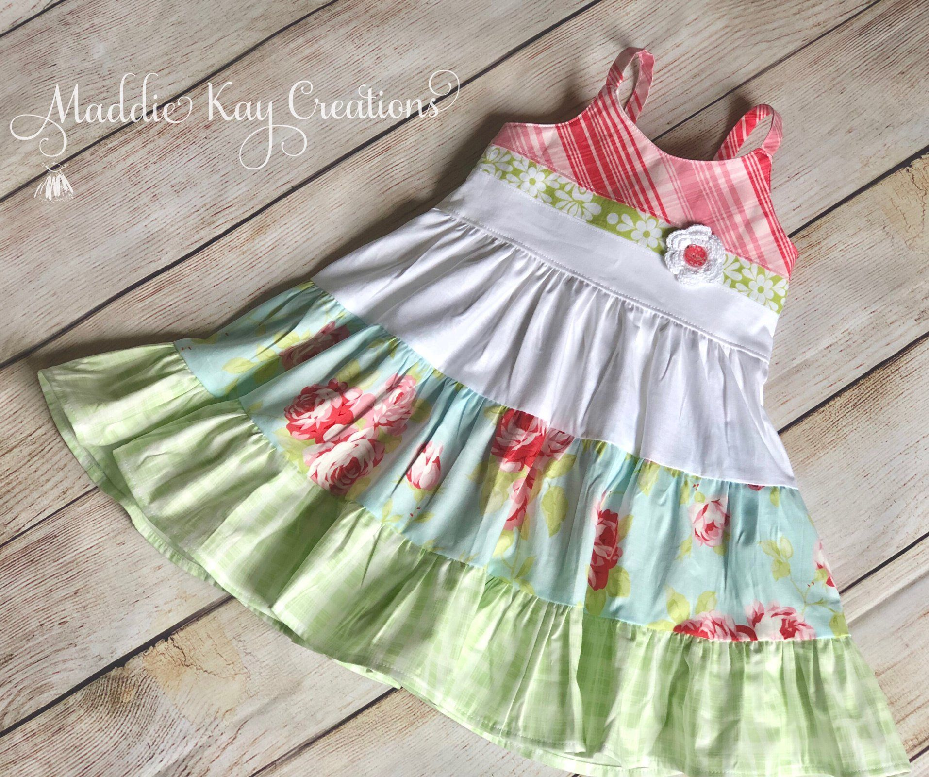 3t Ruffle Tiered Spaghetti Strap Dress Toddler Dresses Beachwear Photoshoot Weddings Girl Outfits Childrens Clothes Clothes [ 1600 x 1914 Pixel ]