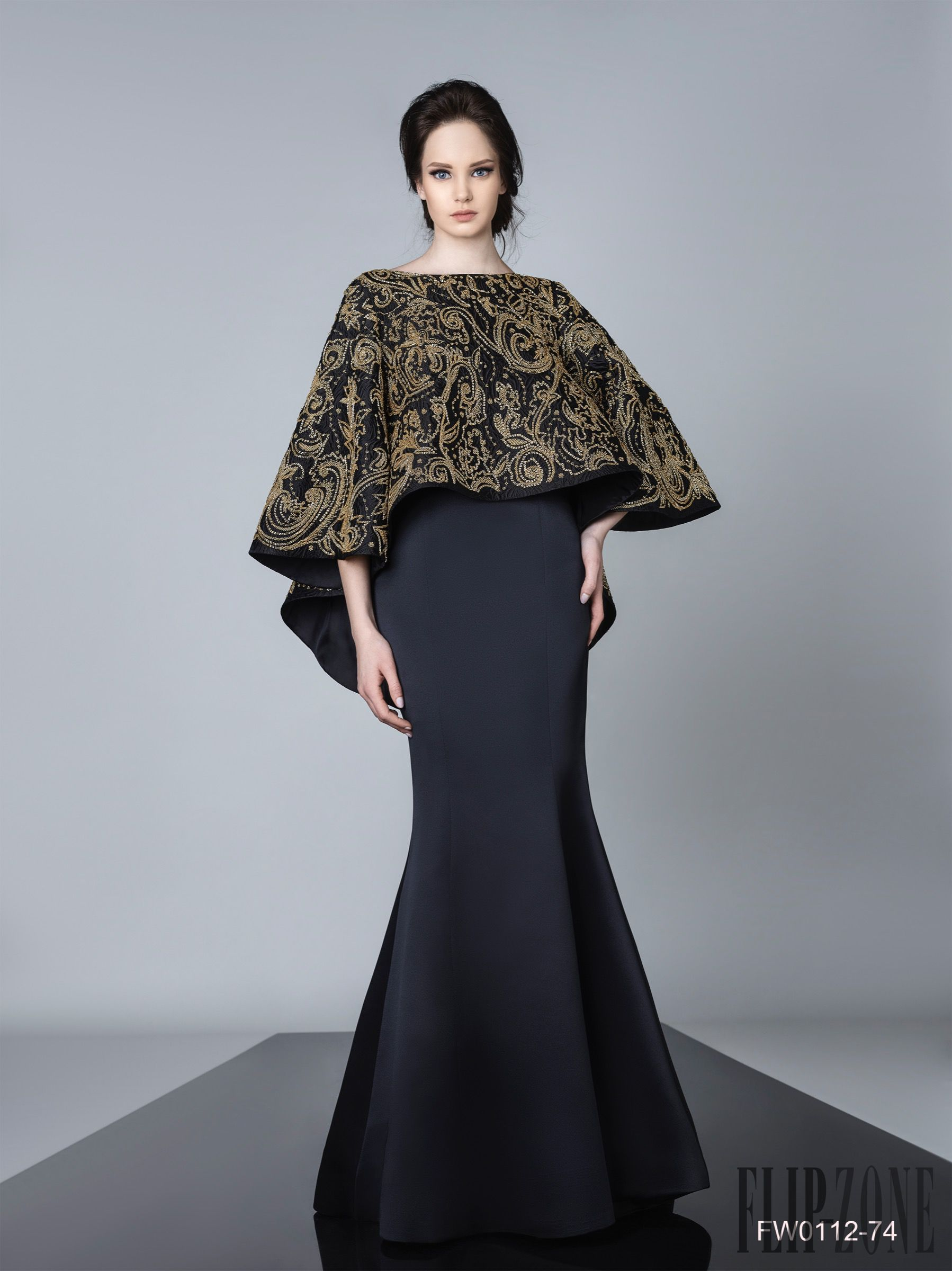 Divina by Edward Arsouni Fall-winter 2016-2017 - Ready-to-Wear ...