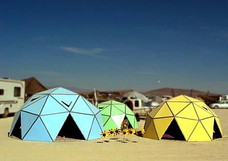 Geodesic Domes are Rad & Geodesic Domes are Rad | Shelter Burning man and Beach