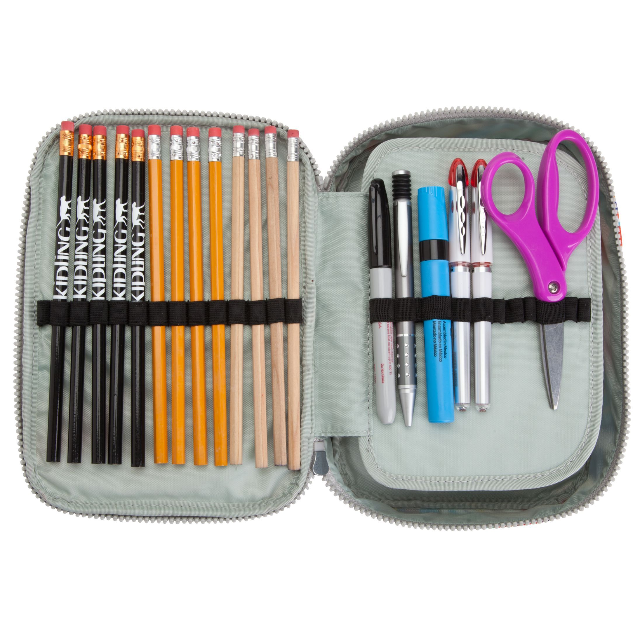 Kipling 100 Pens Case Pencil Case Organization Kipling