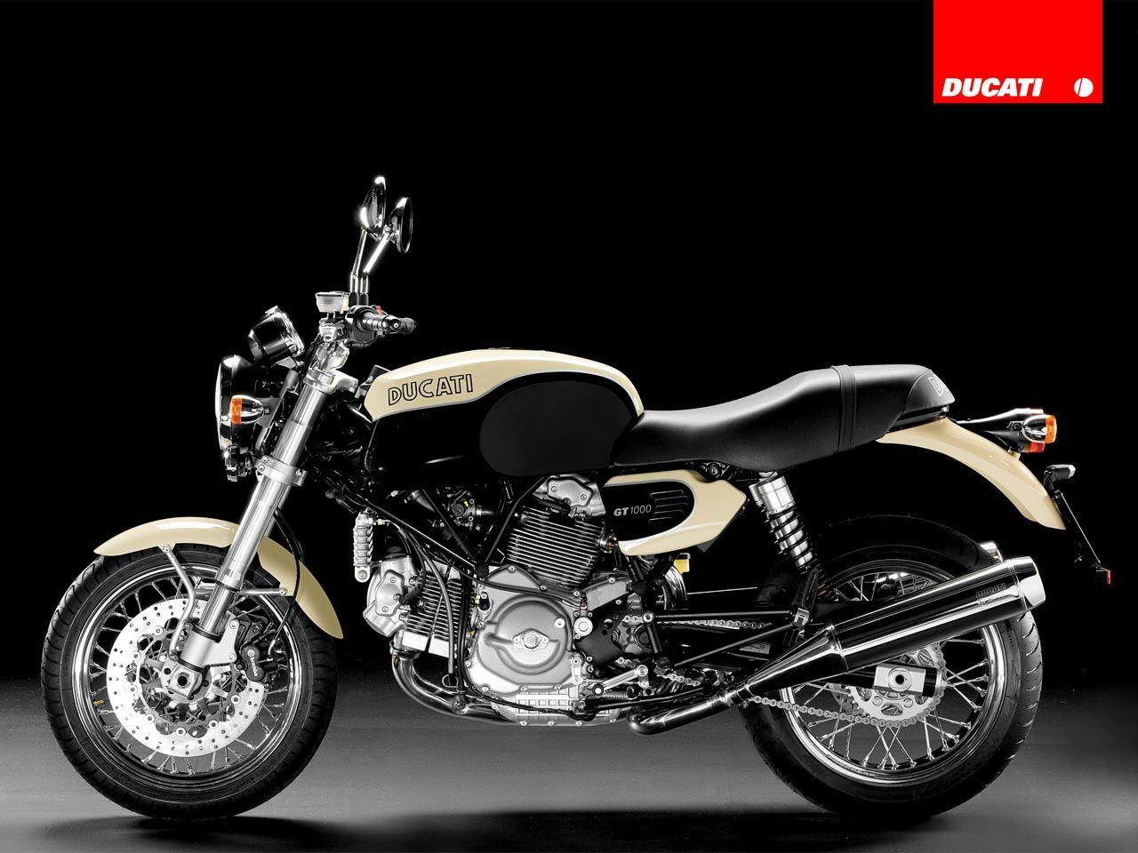 2008 Ducati Sport Classic Gt1000 Ducati