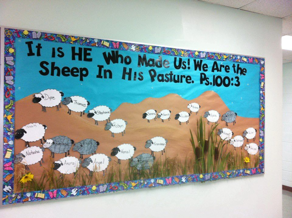 Classroom Worship Ideas ~ Ideas for classroom decorations part bulletin boards