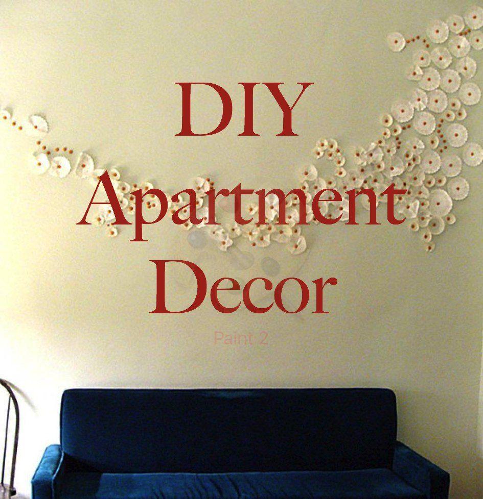 An Easy Diy For A Boring Apartment: Diy Apartment Decor, DIY