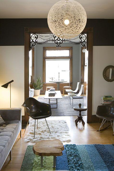 Sneak Peek Meghan Mcewen Of Designtripper Design Sponge Modern Victorian Decor Room Inspiration Modern Victorian #trim #ideas #for #living #room