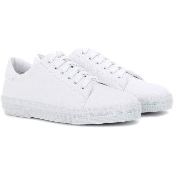 A.P.C. Canvas Coans Sneakers ($265