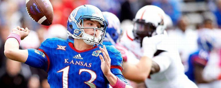 Kansas jayhawks college football kansas news scores