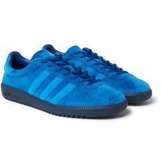 Green sneakers adidas Bermuda 484 | B41472 | Shooos