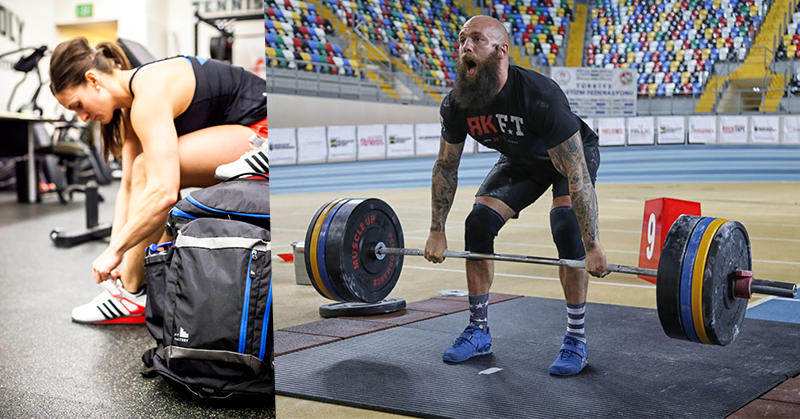 A Day in the Life of a Crossfitter BOXROX Life
