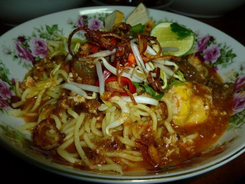 Mee Bandung Resepi Emak Inilah Ceritaku Spicy Dishes Malay Food Food