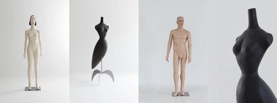 Ralph Pucci Ada, 1994; Birdland, 1988; Hamilton, 2001;  Birdland (detalle), 1988