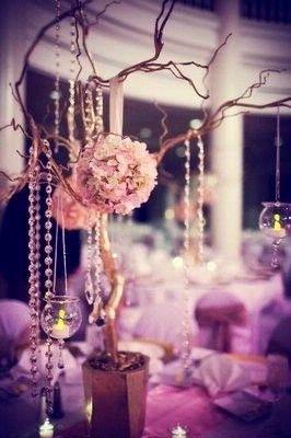 20 photos de decorations de mariage moderne wedding centerpieces wedding centerpieces junglespirit Gallery