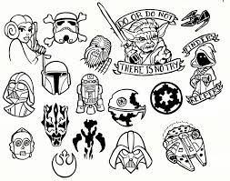Image Result For Traditional Star Wars Tattoo Designs Tattoos