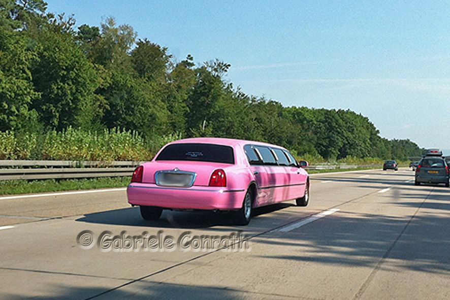 Heute, 11.08.2013, auf der Autobahn gesichtet. Ist die nicht klasse?