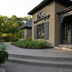 exterior stucco color design ideas pictures remodel and decor - Stucco Design Ideas