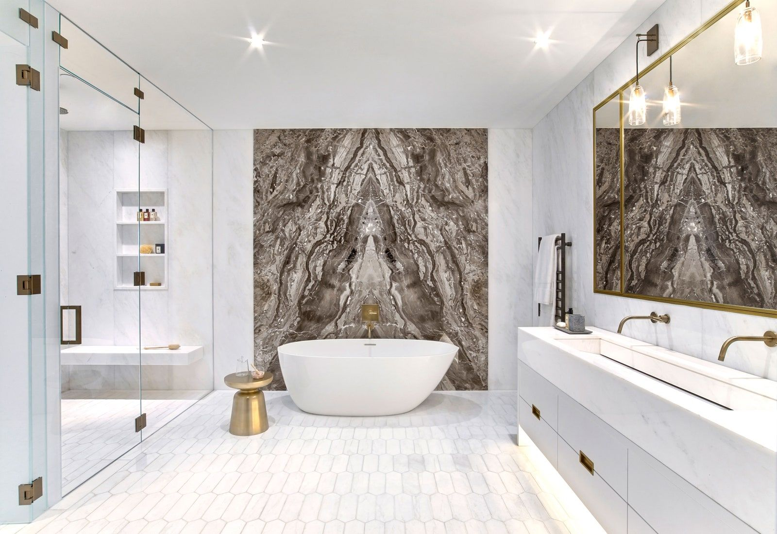 10 Reasons Marble Is More Versatile Than You Think In 2020 Luxury Interior Architecture New York City Apartment