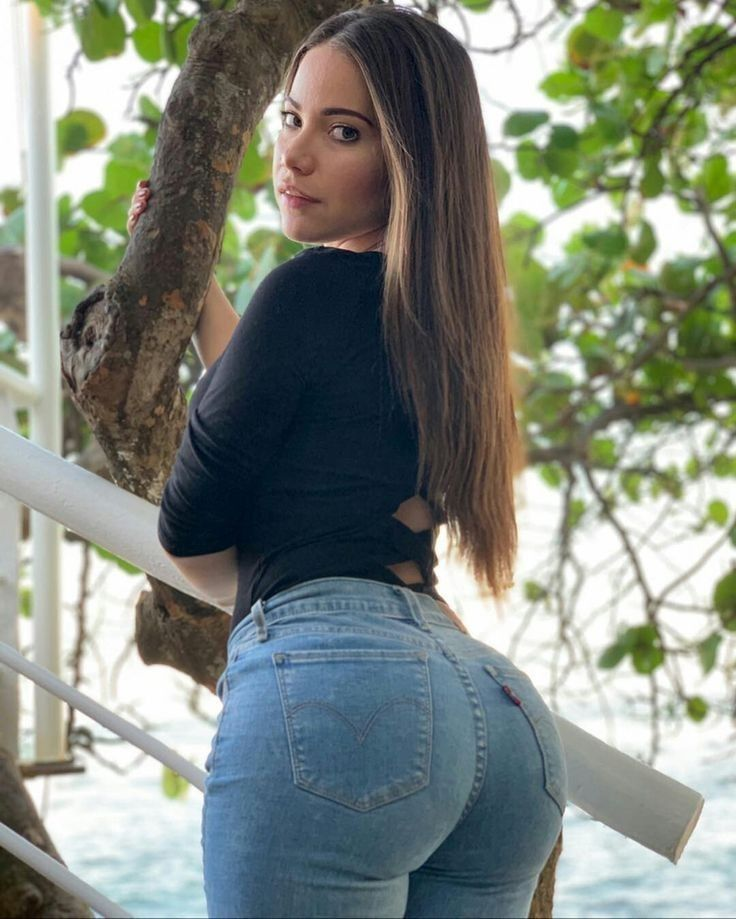 Petite Girl With Big Butt