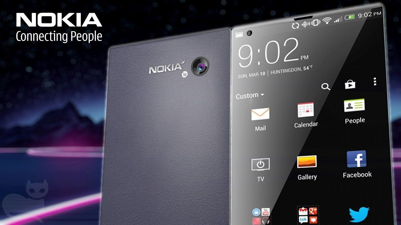 NOKIA Swan Hybrid in 2017 42MP Camera, BezelLess