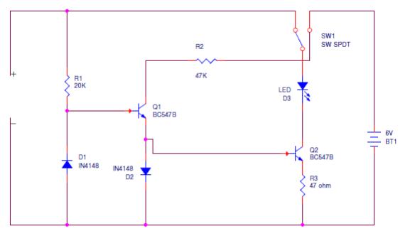 Bc Cae F Dd Fb E Caec on Continuity Tester Circuit Diagram – Electronicshub Org