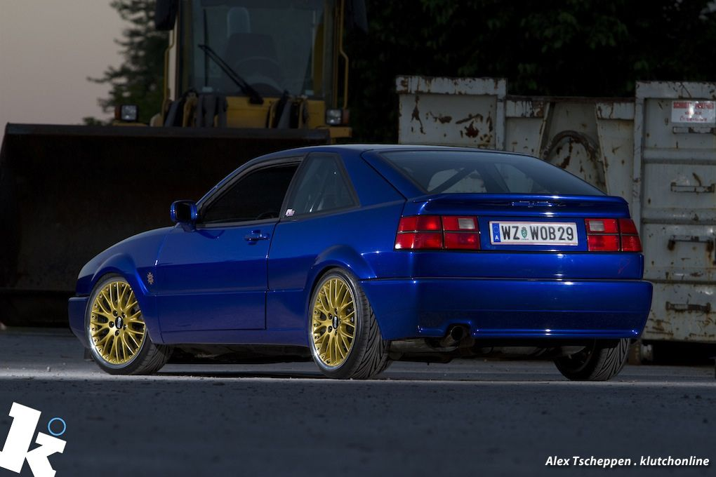 Corrado another wheel option for the man of the house for Garage volkswagen vienne 38
