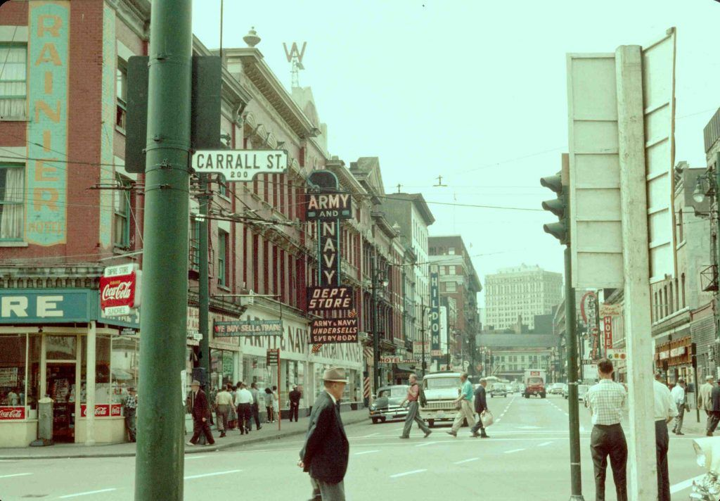 These 15 fab photos show how different Vancouver looked in