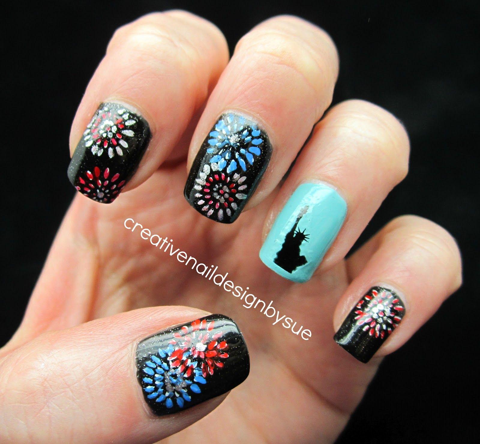 Creative Nail Design By Sue Nail Art Pinterest Creative Nail