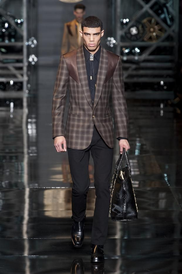 Versace Autumn (Fall) / Winter 2014 men's