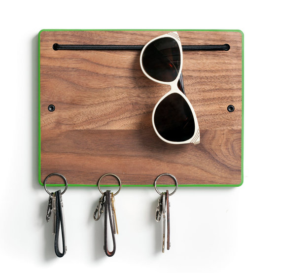 A Stylish Wall Mounted Organizer To Keep Your Keys And Accessories  Organized Right At Your Entry Hall.